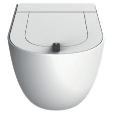 Artceram THE ONE Унитаз подвесной безободковый 52х35, цвет белый матовый