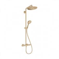 Hansgrohe Croma Select S Showerpipe 280 1jet Душевой набор с термостатом, 26891140