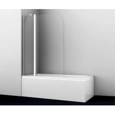 Leine 35P02-110 Fixed Стеклянная шторка на ванну, Wasserkraft