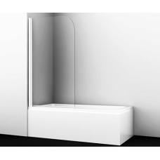 Leine 35P01-80WHITE Стеклянная шторка на ванну, Wasserkraft
