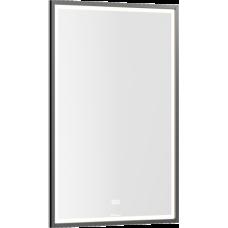 """""""Logic"""" зеркало с подсветкой, системой обогрева и двумя сенсорными выключателями LOG0206"""