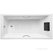 Ванна Roca Belice 175x85 с ручками и подголовником 233550000