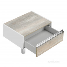 Комод Aquaton Капри 60 бетон пайн 1A231003KPDA0