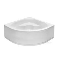 Акриловая ванна Santek Канны 150х150 симметричная белая 1WH111983