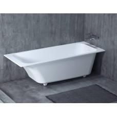 Ванна из литого мрамора Salini ORLANDO KIT 160x70см