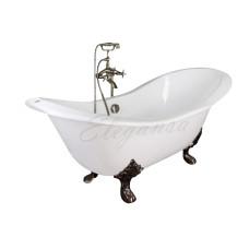 Чугунная ванна Elegansa Taiss ANTIQUE