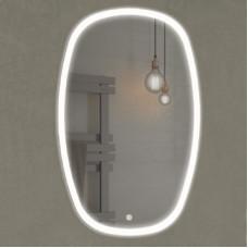 """Comforty. Зеркало """"Космея-50"""" светодиодная лента, сенсор 500*800"""