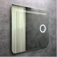 "Comforty. Зеркало ""Лондон-90"" светодиодная лента, сенсор 900*800"