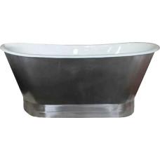 Чугунная ванна Elegansa Sabine polished