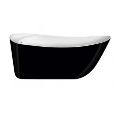 Акриловая ванна LAGARD MINOTTI Black Agate