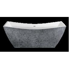Акриловая ванна LAGARD ISSA Treasure Silver