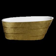 Акриловая ванна LAGARD AUGUSTE Treasure Gold