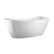 Акриловая ванна LAGARD MEDA White Star