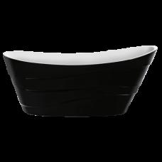 Акриловая ванна LAGARD ALYA Black Agate
