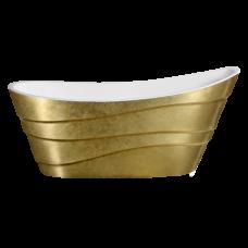 Акриловая ванна LAGARD ALYA Treasure Gold