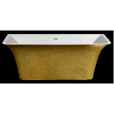 Акриловая ванна LAGARD EVORA Treasure Gold