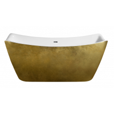 Акриловая ванна LAGARD MEDA Treasure Gold