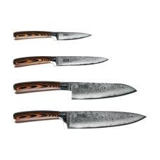 Нож Damascus Suminagashi-SET