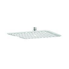 KLUDI A-QA Верхний душ, soft-edge 300 x 300 мм, белый/хром, 6453091-00