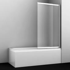 Main 41S02-100R Matt glass Стеклянная шторка на ванну, Wasserkraft