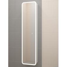 Зеркало-пенал Lorenzo LED 400х1600 правый с сенсором