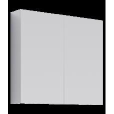 """""""МС"""" шкаф-зеркало, цвет белый, МС.04.08, 800*700*150"""
