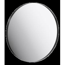 RM 60 зеркало в метал-кой раме, черный RM0206BLK