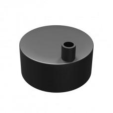 Комплект скрытого подключения Lemark LM0101BL для электрического полотенцесушителя, черный