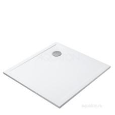 Душевой поддон Aquaton Калифорния 90х90 квадратный белый 1A713536CA010