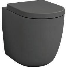Унитаз приставной ArtCeram File FLV005 grigio oliva, безободковый