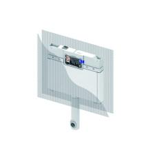 Сливной бачок TECEbox Octa, 8 см, для напольного унитаза, с арматурной сеткой, высота установки 1110 мм