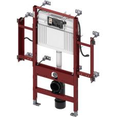 Застенный модуль TECEprofil для людей с ограниченной подвижностью, смывным бачком Uni, высота 1120 мм (9300009)