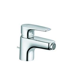 KLUDI PURE&SOLID Однорычажный смеситель на биде, c донным клапаном, 342160575