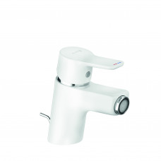 KLUDI PURE&EASY Однорычажный смеситель на биде, c донным клапаном, 375339165