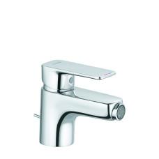 KLUDI PURE&STYLE Однорычажный смеситель на биде, c донным клапаном, 402160575