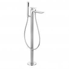 KLUDI E2 Однорычажный смеситель для ванны и душа , для отдельно стоящих ванн, 495900575
