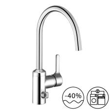 KLUDI BINGO STAR Смеситель для кухни, подключение стиральной/посудомоечной машины, 428360578
