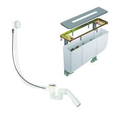 Монтажный блок для смесителя на 4 отверстия, 7878205-00